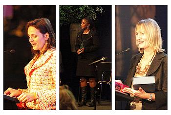 IWD 2011 WBII Award Winners