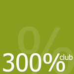Post image for 300 % Club Kick Off