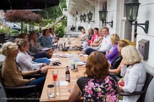 WBII Networking - August - The Perfect Elevator Pitch