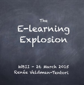 e-learning explosion