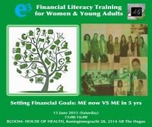 financial literacy training for women