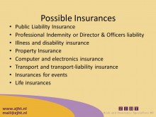 Possible Insurances_image