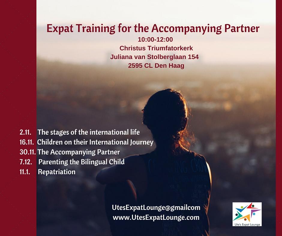 Expat Training Ute Limacher-Riebold