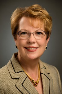 President Elizabeth Stroble, Webster University