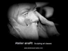 atelier-anart-sculpting-art-classes-logo