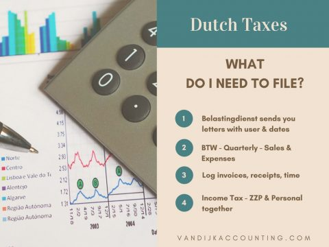 Bookkeeping-​Jennifer Van Dijk