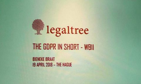Bieneke Braat Legal Tree GDPR